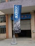 5 van Hightq Quanyity van de Vlag meters van de Tribune van de Banner