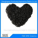 Glace de 25% - granules PA66 durcis par fibre pour les panneaux en aluminium