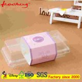 Clear Cake Baking Plastic Tray Plastic Cake Boxes para Cookie / Snack / Pie Container