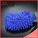 Saugfähiger Microfibre Chenille-Wäsche-Reinigungs-Handschuh-Handschuh