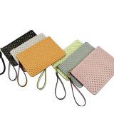 Новейшие кошелек и бумажники с мелочь мелочь чертежи на поверхности для коллекции роскоши и женщин