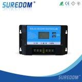 USB * 2 Fusible extérieur 10A Chargeur solaire Inverter Controller
