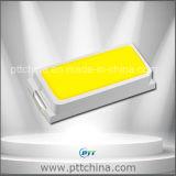 0.2W calientan el blanco 4014 SMD LED, 2800-3000k, 24-26-28lm
