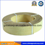 Cor amarela ou resina de tecidos de amianto, Rolo de guarnições de travão