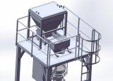 Máquina de dispensación del gránulo a granel del bolso
