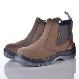 Zapatos de seguridad protectores profesionales sin el cordón para los trabajadores