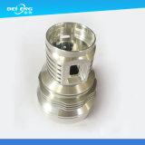 Pezzi meccanici lavorati CNC su ordinazione di precisione dell'alluminio