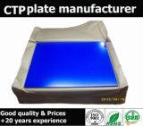 Impression compensée Plaque d'impression thermique CTP