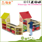 Les meubles préscolaires de gosses badinent le Tableau et président le constructeur dans Guangzhou