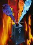 4В1 красочные Multi проектор пламени стадии возгорания машины пламени