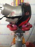 Capacete material da bicicleta do PVC para o cavaleiro