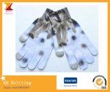 Различные виды перчаток 3D напечатанных картиной