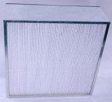 Воздушный фильтр HEPA Glassfiber с оцинкованной рамы