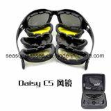 Alto Impacto a prueba de polvo de protección militar noche gafas de visión táctica