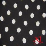 tissu Chiffon du jacquard 100%Polyester pour le textile de femme