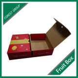 Boîte d'emballage de fruits en carton 5ply en gros