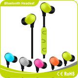 Écouteurs Bluetooth sans fil colorée pour le sport de l'exécution