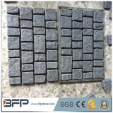 камни Cobble кубика 10X10X10 G654 Padang темные