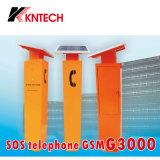 Непредвиденный телефон G2000 Kntech телефонного обслуживания
