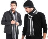 Шарф шерстей классических Striped людей зимы людей (82020)