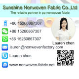 중국 도매 제조자 홈 직물 TNT 비 길쌈된 직물