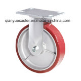 Hauptperson-weniger Hochleistungsfußrollen-Schwenker des PU-Gussaluminium-K6