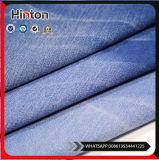 Ткань джинсовой ткани Polyster Lyrca хлопка сырцовая для джинсыов