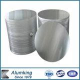 Алюминиевый круг для варить утвари изделий на сбывании