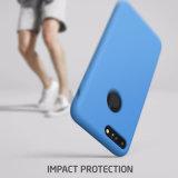 Shockproof flüssiges glattes Silikon-Gel-schützender beweglicher Gummikasten für das iPhone 7 Plus