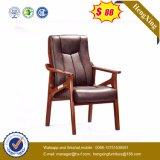 中間の背部木の会議のVistorの椅子(NsCF027)