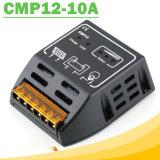 Напряжение тока регулятора 10A 24V обязанности PWM солнечное
