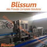 De machine à étiquettes recouvrante d'eau potable automatique chaîne de production remplissante et