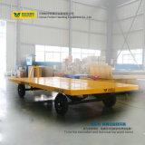 Acoplado pesado de la industria del carro de la transferencia de la capacidad de cargamento