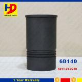 Peças para motores de escavadeira 6D140 Cilindro (6211-22-2220)