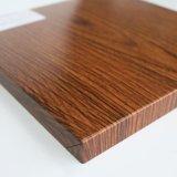 Panneau composé en aluminium des graines en bois d'Acm pour la construction