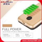 Côtés de sauvegarde de pouvoir de clip de téléphone mobile de batterie de cas arrière de chargeur pour l'iPhone 7