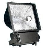 Indicatore luminoso di inondazione esterno Halide del metallo nero di IP65 250W 400W
