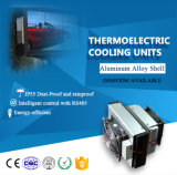 SD-150-48 48V bewegliche Luft-Kühlvorrichtung mit Ventilator, Halbleiter-Kühlvorrichtung