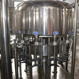 Máquina de engarrafamento do enchimento da água da bebida