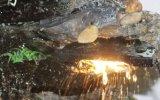 Éclairage imperméable à l'eau de 2W DEL Hardscape