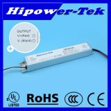 UL aufgeführtes 36W, 750mA, 48V konstanter Fahrer des Bargeld-LED mit verdunkelndem 0-10V