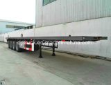 40FT Semi Aanhangwagen van de Container van 3axle Flatbed Dragende