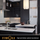 照明Tivo-D018hの鋭い現代赤い食器棚