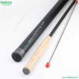 pesca Rod di Tenkara del carbonio del modulo di lunghezza di Short di 6:4 di 12FT alta