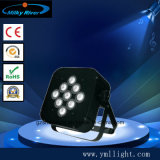 7X10W 4 In1RGBW 편평한 LED 동위 Light/7PCS RGBW 10W LED 편평한 동위 4in1 빛