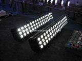 reflector multicolor de la luz LED de la arandela de la colada de 18*18W Rgbwauv 6in1 LED