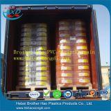 Durble roter glatter Vinylplastik-Belüftung-Tür-Vorhang-Standardstreifen Rolls