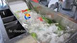 Burbuja de aire de la fruta y verdura que practica surf la lavadora eléctrica industrial