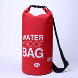20L di campeggio esterni promozionali impermeabilizzano il sacchetto asciutto dello zaino del barilotto (YKY7273)