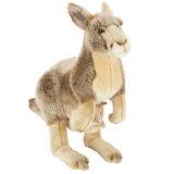 Het Stuk speelgoed van de Pluche van de Douane van de Kangoeroe van de pluche
